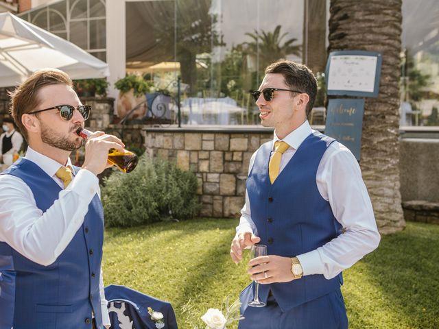 Il matrimonio di Nathan e Chloé a Sorrento, Napoli 122