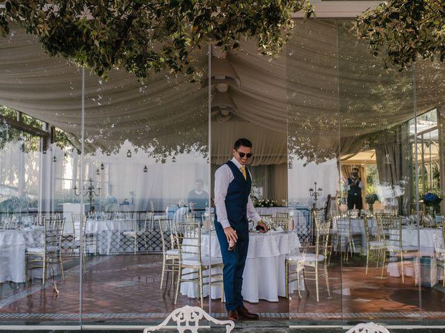 Il matrimonio di Nathan e Chloé a Sorrento, Napoli 126