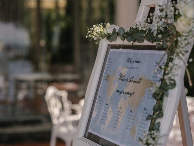 Il matrimonio di Nathan e Chloé a Sorrento, Napoli 127