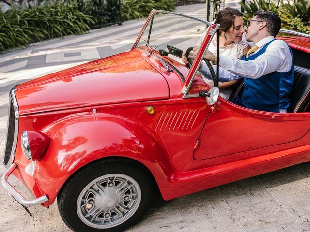 Il matrimonio di Nathan e Chloé a Sorrento, Napoli 130