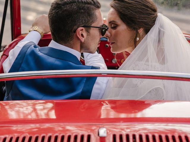 Il matrimonio di Nathan e Chloé a Sorrento, Napoli 131
