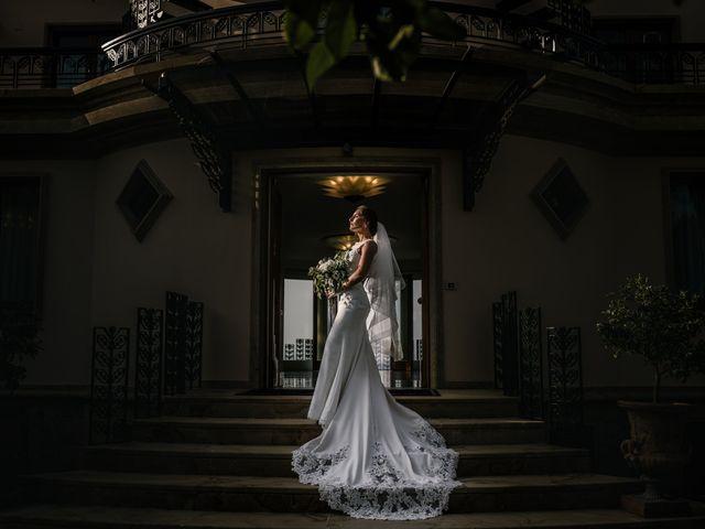 Il matrimonio di Nathan e Chloé a Sorrento, Napoli 132