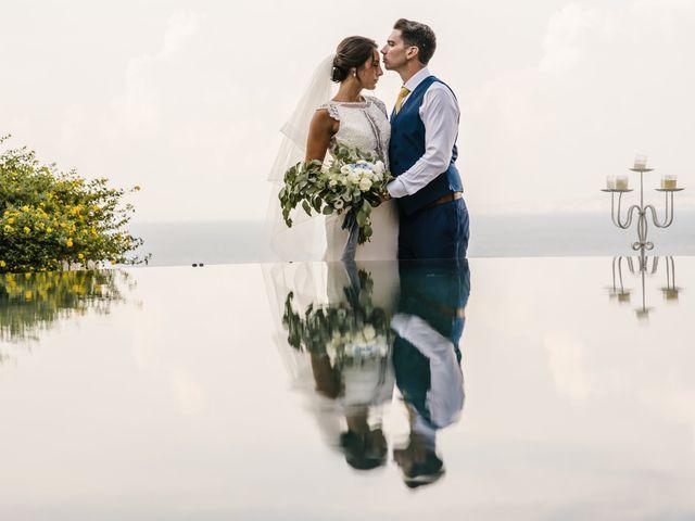 Il matrimonio di Nathan e Chloé a Sorrento, Napoli 134