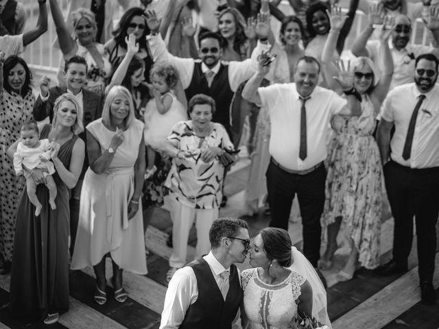Il matrimonio di Nathan e Chloé a Sorrento, Napoli 136