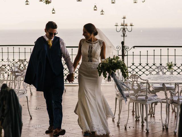 Il matrimonio di Nathan e Chloé a Sorrento, Napoli 137