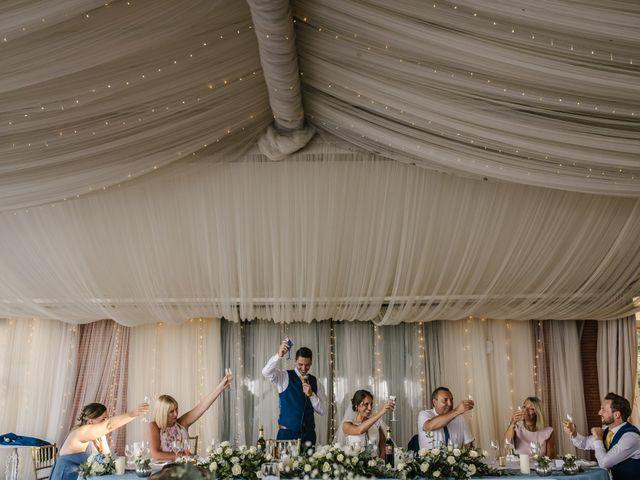 Il matrimonio di Nathan e Chloé a Sorrento, Napoli 143