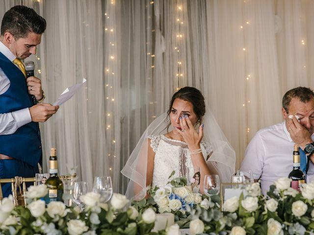 Il matrimonio di Nathan e Chloé a Sorrento, Napoli 145