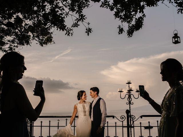 Il matrimonio di Nathan e Chloé a Sorrento, Napoli 148