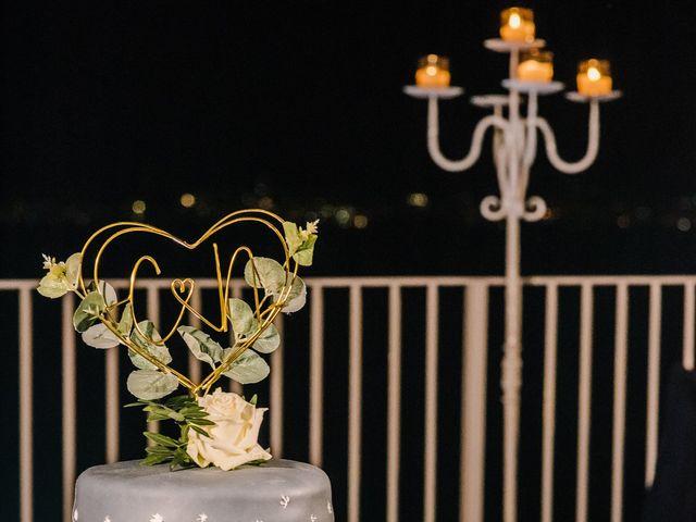 Il matrimonio di Nathan e Chloé a Sorrento, Napoli 152
