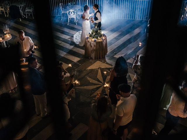 Il matrimonio di Nathan e Chloé a Sorrento, Napoli 155