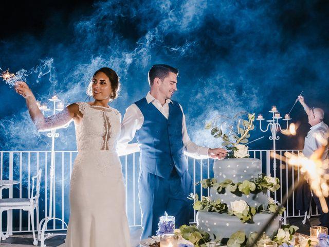 Il matrimonio di Nathan e Chloé a Sorrento, Napoli 157
