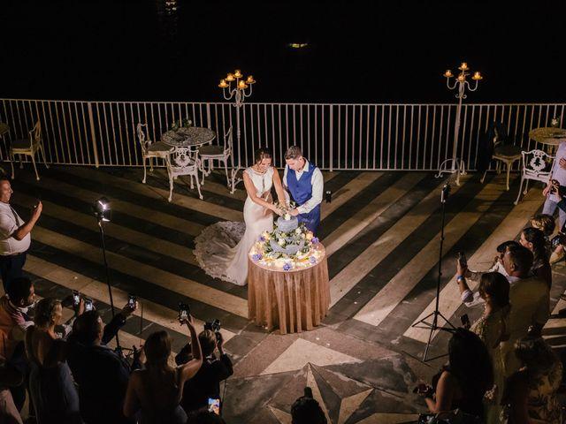 Il matrimonio di Nathan e Chloé a Sorrento, Napoli 158