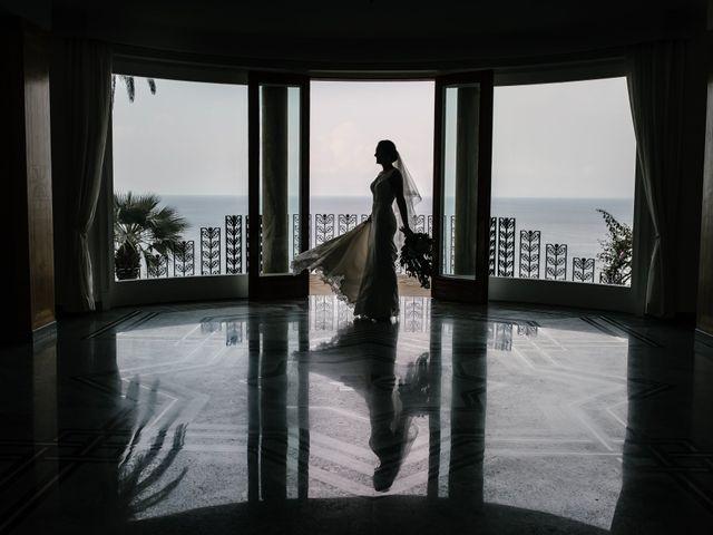 Il matrimonio di Nathan e Chloé a Sorrento, Napoli 2