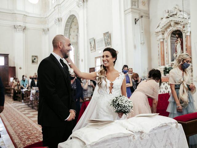 Il matrimonio di Daniele e Jessica a Padova, Padova 21