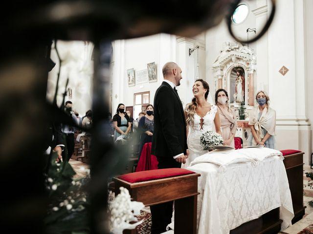 Il matrimonio di Daniele e Jessica a Padova, Padova 22