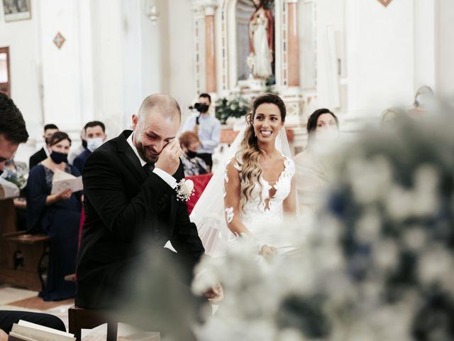 Il matrimonio di Daniele e Jessica a Padova, Padova 23