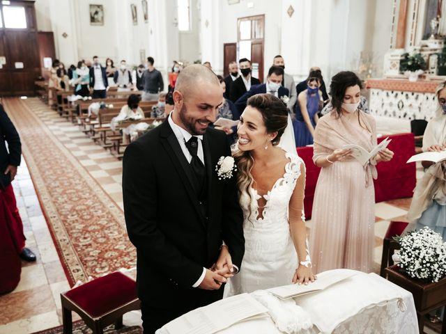 Il matrimonio di Daniele e Jessica a Padova, Padova 24