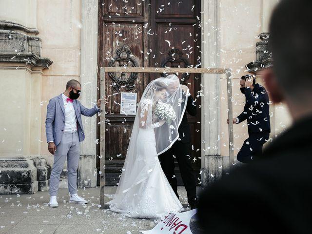Il matrimonio di Daniele e Jessica a Padova, Padova 25