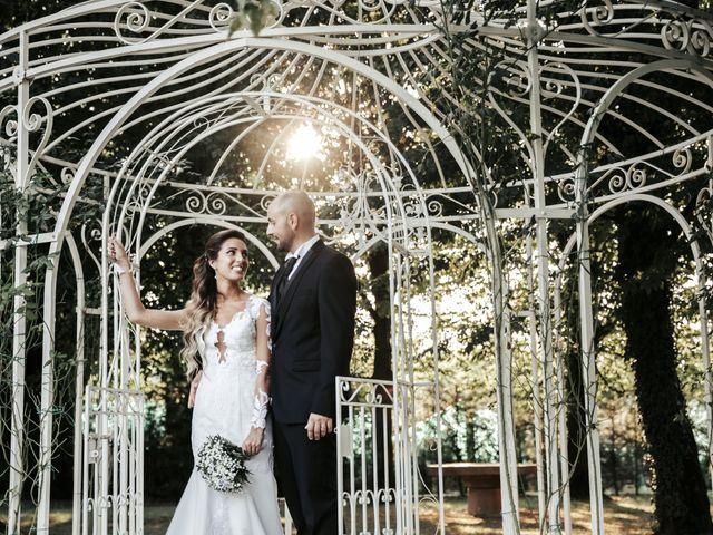 Il matrimonio di Daniele e Jessica a Padova, Padova 43
