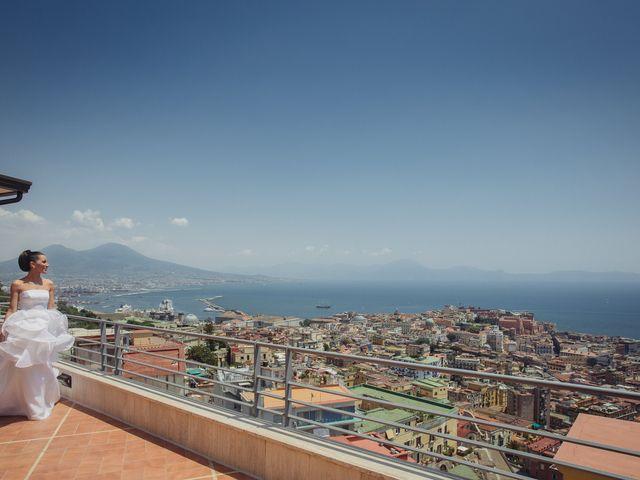 Il matrimonio di Giovanna e Gianluca a Napoli, Napoli 12