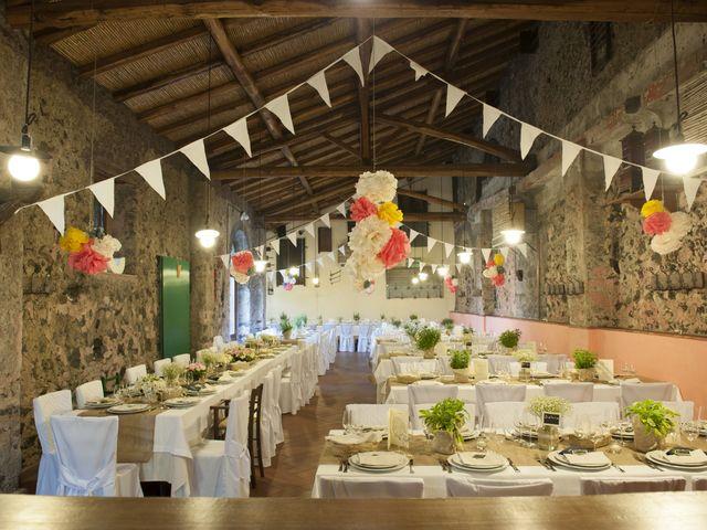 Matrimonio Country Chic Catania : Il matrimonio di alessandro e chiara a sant alfio catania