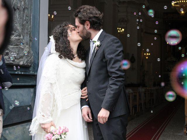 Il matrimonio di Alessandro e Chiara a Sant'Alfio, Catania 11