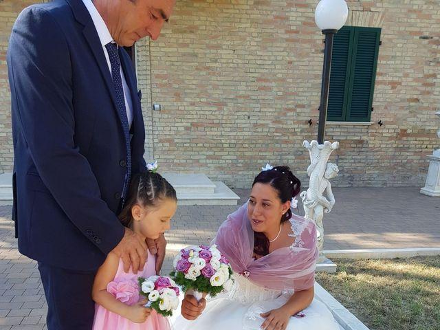 Il matrimonio di massimo e giulia a San Severino Marche, Macerata 2