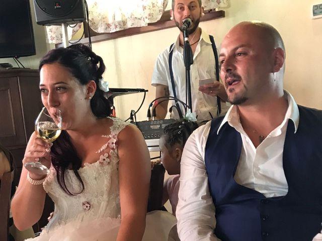 Il matrimonio di massimo e giulia a San Severino Marche, Macerata 5