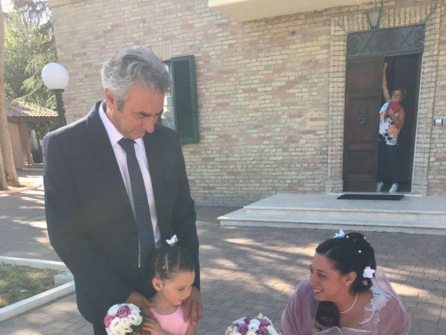 Il matrimonio di massimo e giulia a San Severino Marche, Macerata 9