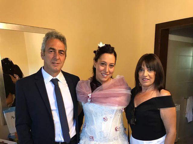 Il matrimonio di massimo e giulia a San Severino Marche, Macerata 10