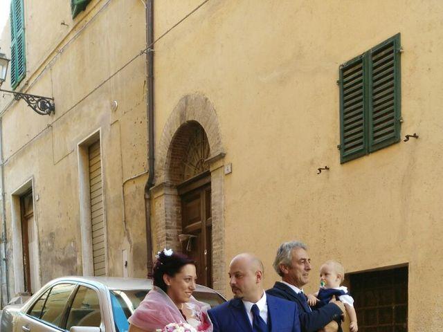 Il matrimonio di massimo e giulia a San Severino Marche, Macerata 12