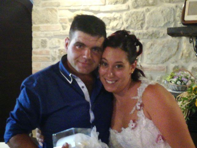 Il matrimonio di massimo e giulia a San Severino Marche, Macerata 13