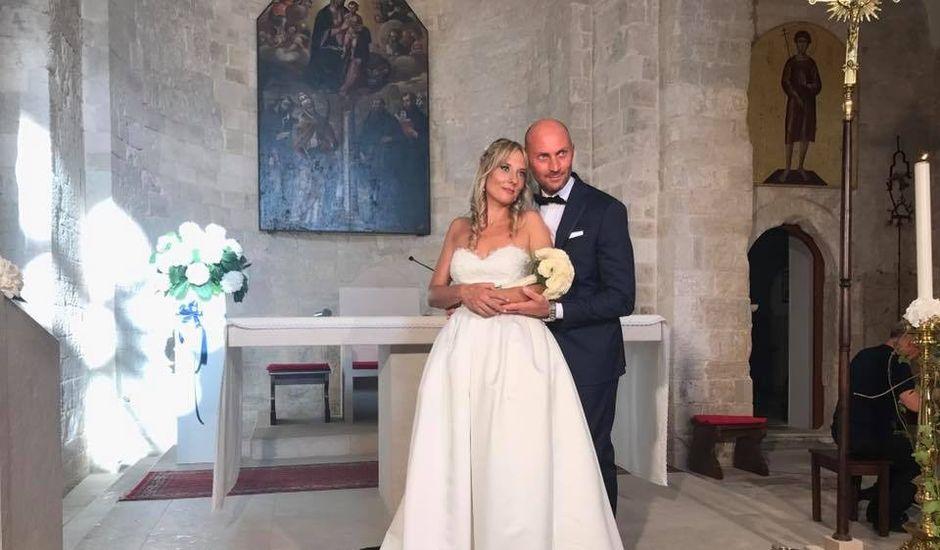 Il matrimonio di Giuseppe e Rossana a Trani, Bari