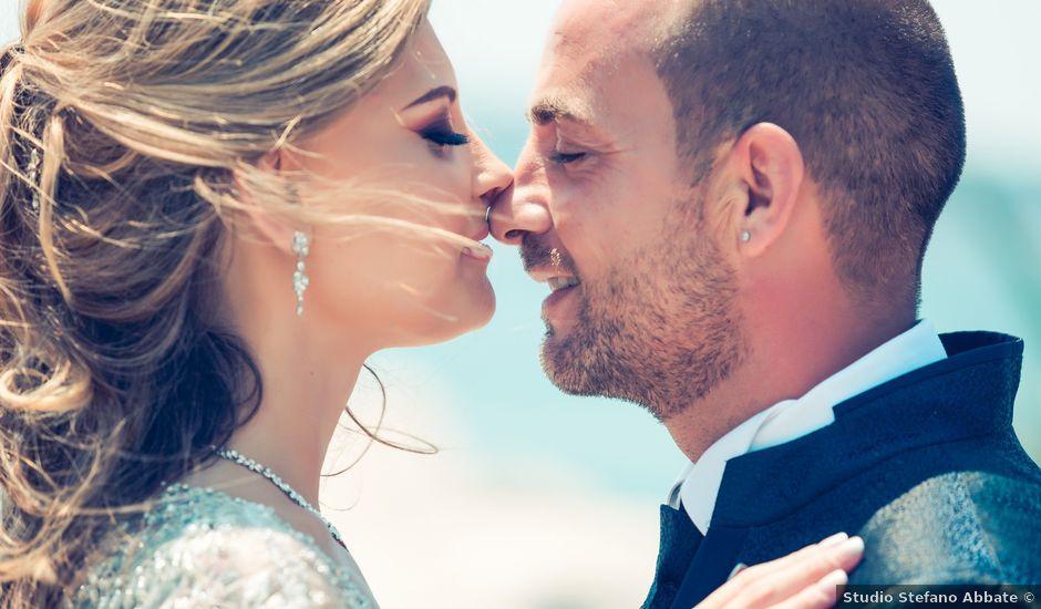 Il matrimonio di Emanuele e Lucia a Pozzuoli, Napoli