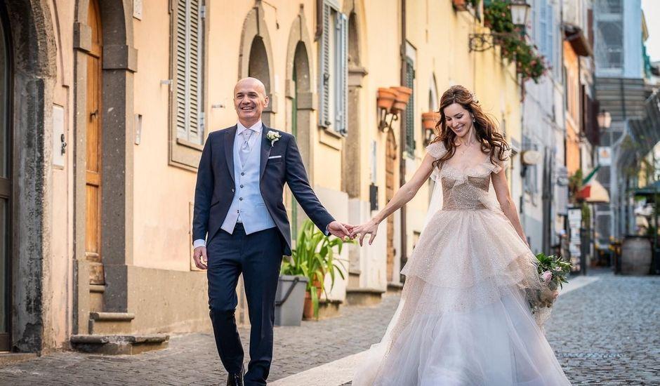 Il matrimonio di Mariana e Pietro a Grottaferrata, Roma
