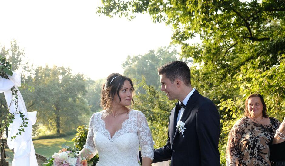 Il matrimonio di Andra e Mattia a Cremona, Cremona