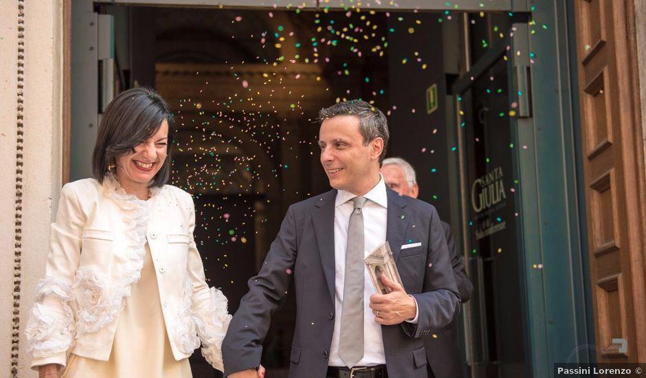 Il matrimonio di Giacomo e Valeria a Brescia, Brescia