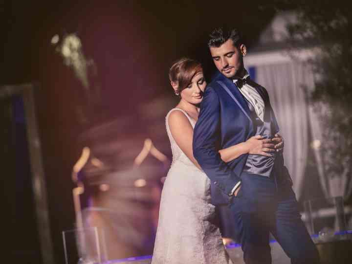 Le nozze di Francesca e Domenico