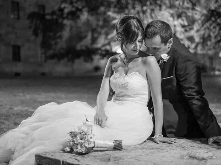 le nozze di Anna e Ramiro