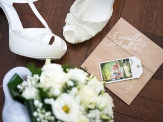 Le nozze di Camilla e Matteo 1