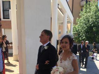 Le nozze di Tania e Fabio 1