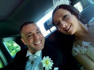 Le nozze di Tania e Fabio