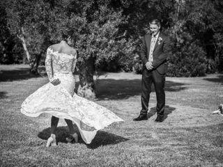 Le nozze di Simona e Mark