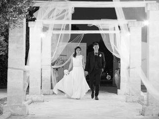 Le nozze di Mariella e Antonio