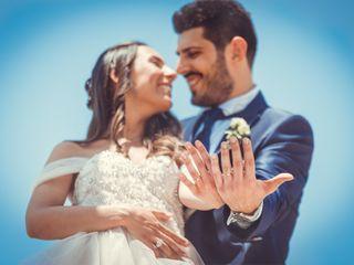 Le nozze di Sonia e Gianfranco