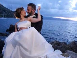 Le nozze di Marco  e Maria teresa