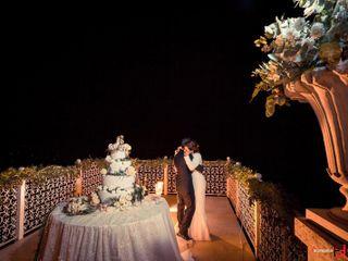 Le nozze di Alessandra e Carlo 1