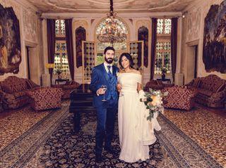 Le nozze di Lisa e Davide