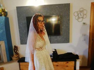 Le nozze di Lisa e YvanMarco 1