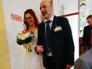 Le nozze di Lisa e YvanMarco 2